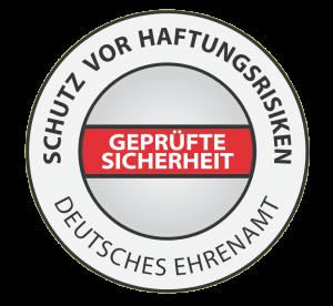 Prüfsiegel Deutsches Ehrenamt