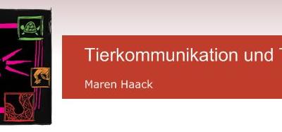Tierkommunikation Maren Haack