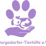 Bergedorfer Tierhilfe Logo weiss scaled